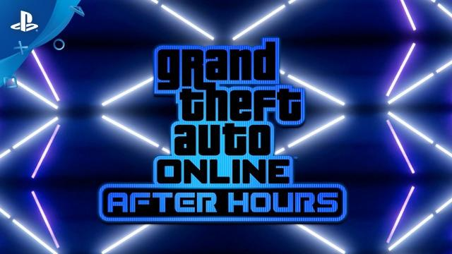 GTA Online - After Hours | PS4