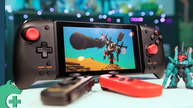 New MASSIVE Joy-Con for your Nintendo Switch