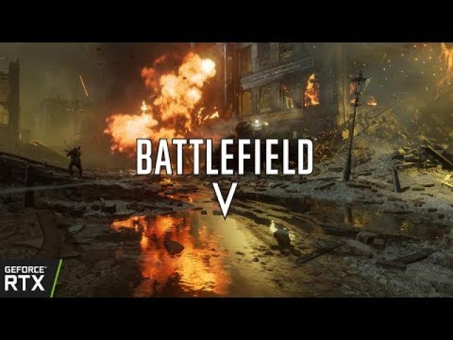 Battlefield V - The RTX experience