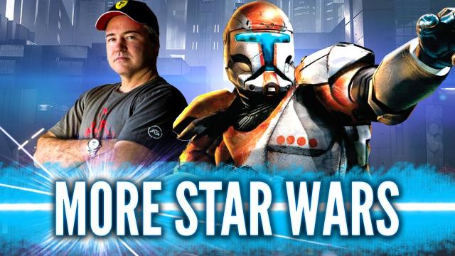 New Star Wars Shooter Game Coming? Vince Zampella takes over DICE LA!