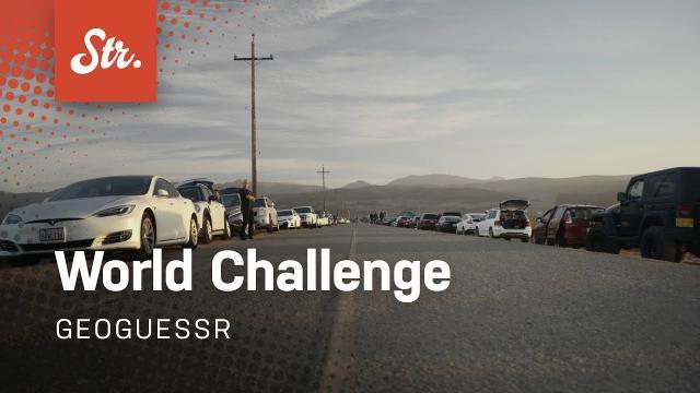 GeoGuessr — EP 19 (World Challenge)