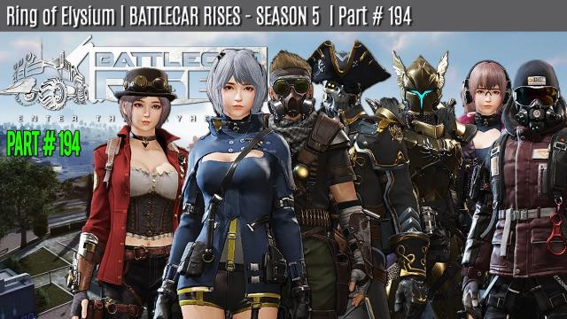 ROE | BATTLECAR RISES - SEASON 5 |  Part #194
