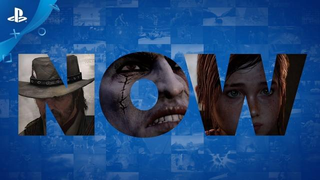 PlayStation Now | 700+ Games