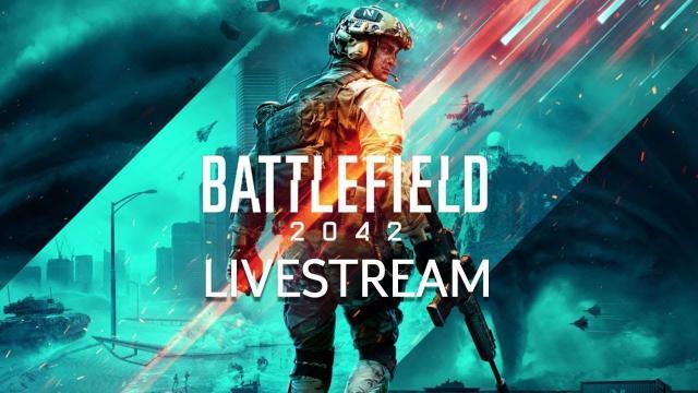 Battlefield 2042 Livestream