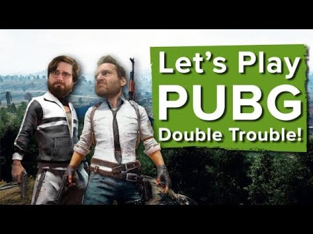 PUBG double trouble with Johnny and Ian - Let's Play PlayerUnknown's Battlegrounds