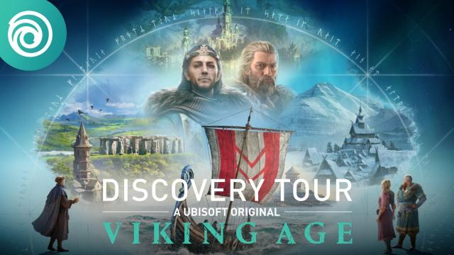 Discovery Tour: Viking Age Launch Trailer | Assassin's Creed Valhalla