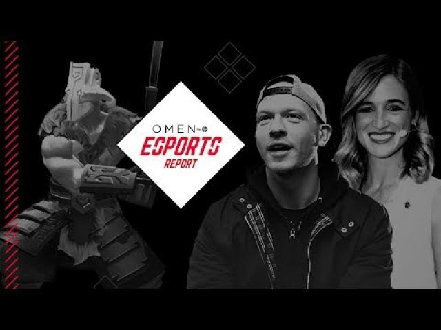 THE OMEN Esports Report LIVE