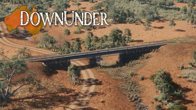 Cities Skylines: The Wooden Bridge DownUnder EP17