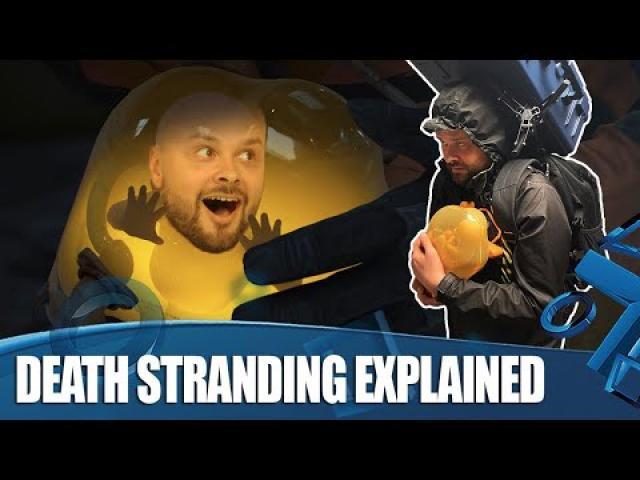 Death Stranding - Gameplay Mechanics Explained