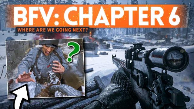 Will We See The EASTERN FRONT & RUSSIA? ???? Battlefield 5 (Chapter 6 & Beyond)