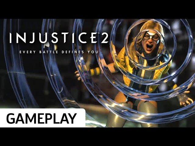 Black Canary Swoops Into the Injustice 2 Beta