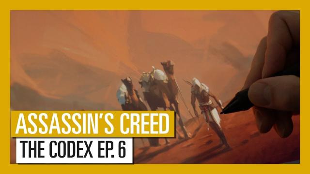 The Codex Ep. 6: Assassin's Creed Origins Dev Interviews, Community Programs, & Fan Creations!