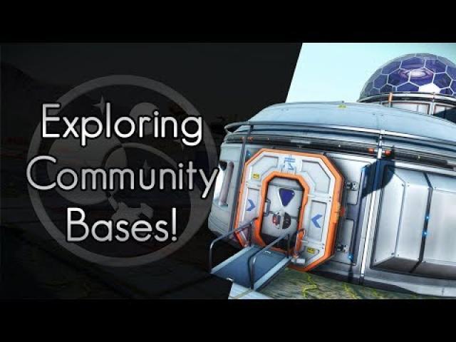 No Man's Sky: Community Base Exploration! [PC]