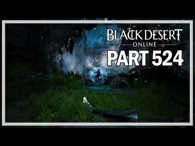 Black Desert Online - Dark Knight Let's Play Part 524 - Ocean