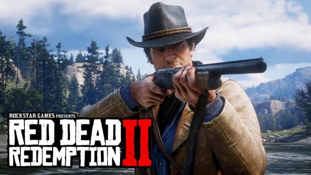 Red Dead Redemption 2 - Official Gameplay Reveal