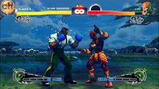 Ultra Street Fighter IV Trainer +5 Cheat Happens