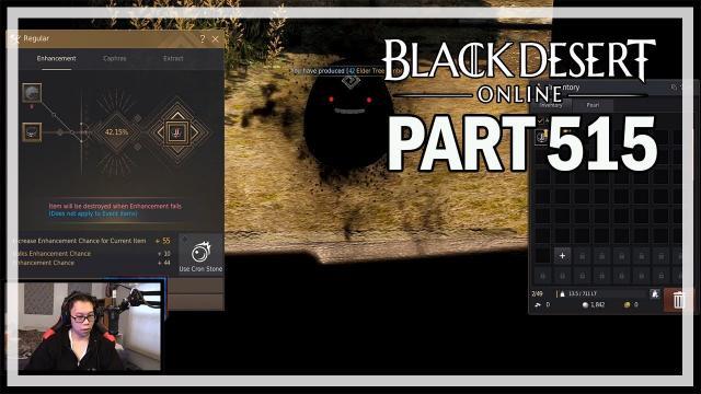 Black Desert Online - Dark Knight Let's Play Part 515 - Ogre Ring