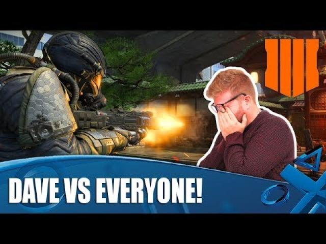 COD: Blackout Free Trial - Dave vs The World