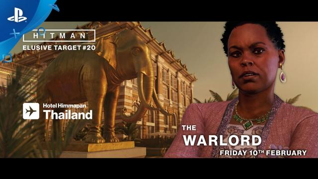 HITMAN - Elusive Targets - The Warlord | PS4