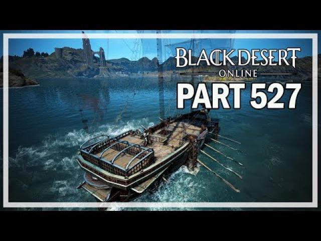 Black Desert Online - Dark Knight Let's Play Part 527 - Pirates