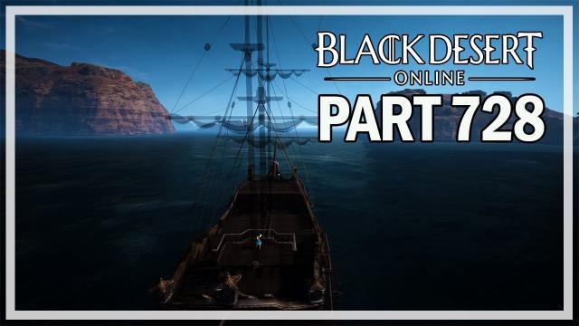 SEA COINS - Let's Play Part 728 - Black Desert Online