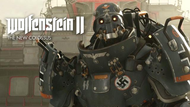 Wolfenstein II: The New Colossus - Official Launch Trailer