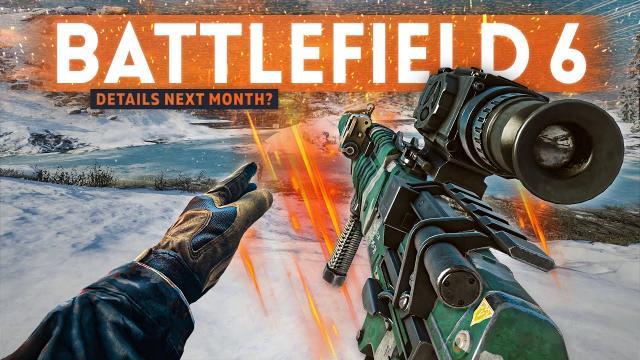 BATTLEFIELD 6 Details Coming Next MONTH?