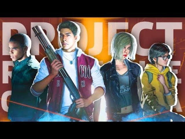Resident Evil Project Resistance Closed Beta | GameSpot Live