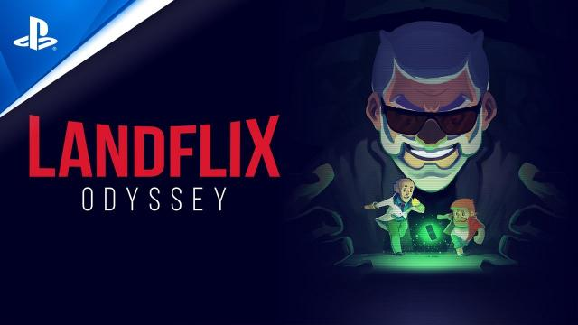Landflix Odyssey - Gameplay Trailer | PS4