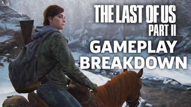The Last of Part II - Official Gameplay Demo & Combat Breakdown