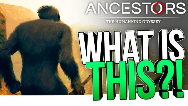Discovering SOMETHING AWESOME in Ancestors: The Humankind Odyssey! (Part 9)