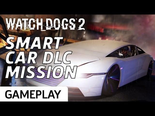 """Watch Dogs 2 """"Human Condition"""" DLC Mission Gameplay"""
