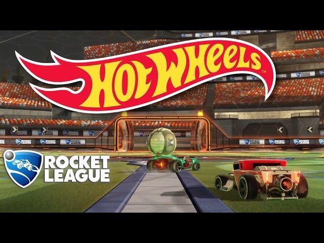 Rocket League - Hot Wheels Trailer