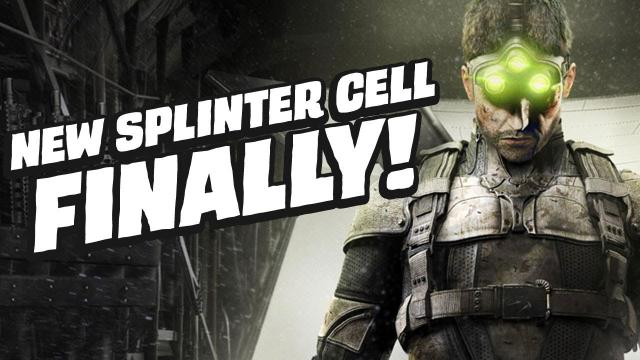New Splinter Cell In The Works… Please Be Real! | GameSpot News