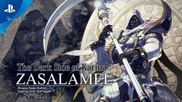 SOULCALIBUR VI - Zasalamel Character Reveal   PS4