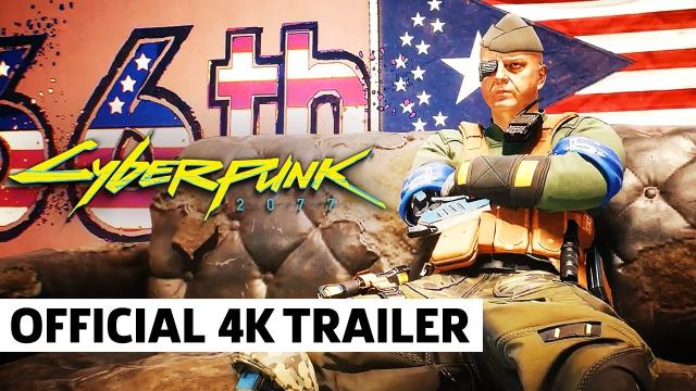 Cyberpunk 2077 — Official Gangs of Night City Explained Trailer