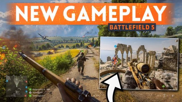 *NEW* ALL MAPS GAMEPLAY! - Battlefield 5 (Comprehensive Launch Map Guide)