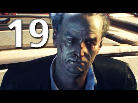 Arkham Knight Official Walkthrough - Part 19 - Simon Stagg