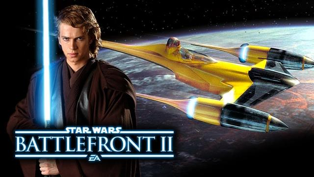 Anakin's Naboo HERO SHIP TEASED?! New Obi-Wan Teases, Two Roadmaps! - Star Wars Battlefront 2