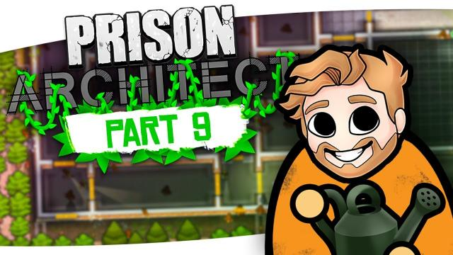 Starting Construction on the NEW Prison! | Prison Architect: Going Green (#9)