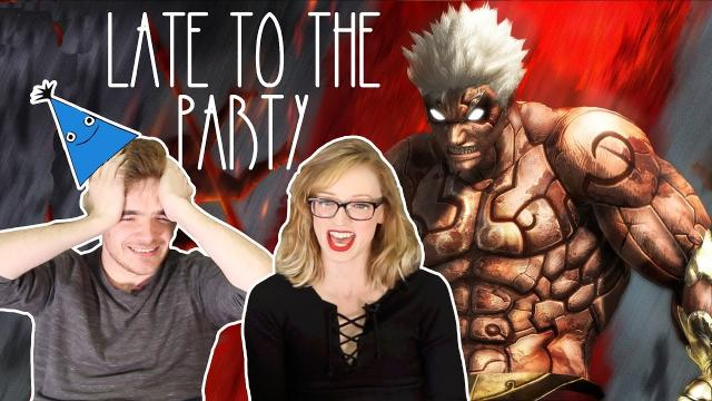 Let's Play Azura's Wrath - Late to the Party