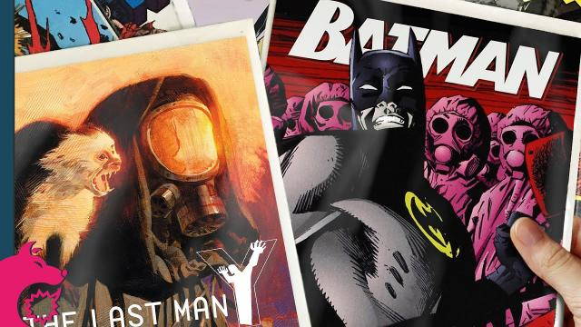 Comics to Read while Quarantined
