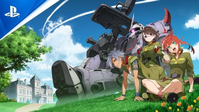 Mobile Suit Gundam Battle Operation Code Fairy - Announcement Trailer | PS5, PS4