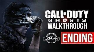 Call of Duty Ghosts Walkthrough - ENDING&FINAL MISSION - Let's Play Gameplay&Commentary