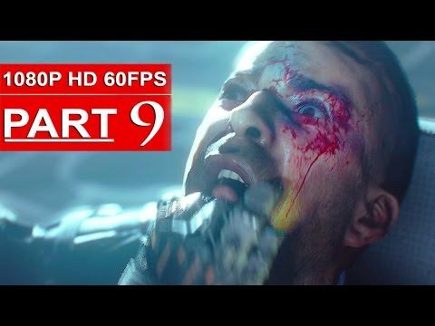Call Of Duty Black Ops 3 Gameplay Walkthrough Part 9 Campaign [1080p 60FPS PS4] - No Commentary