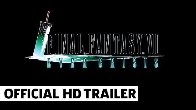 Final Fantasy VII Ever Crisis Teaser Trailer