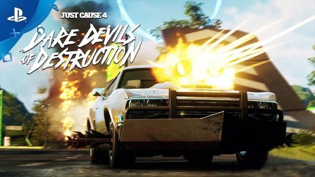 Just Cause 4 - Dare Devils of Destruction | PS4