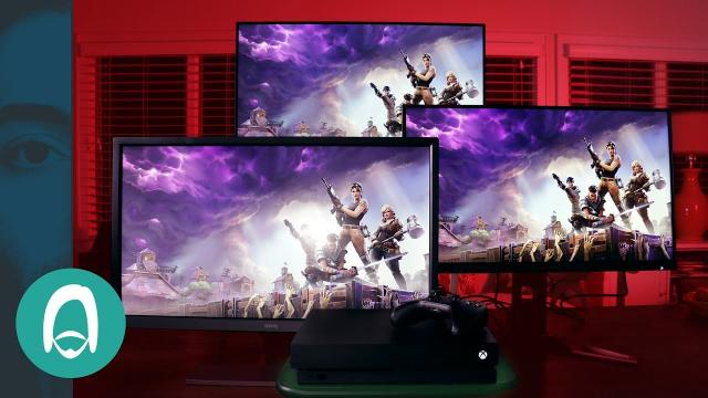 The BEST 4k Gaming Monitors for Consoles and PC