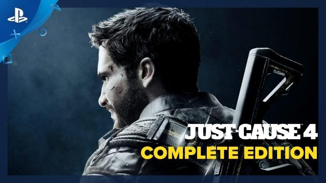Just Cause 4 - Complete Edition Trailer | PS4