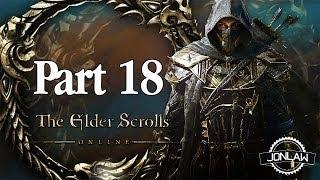 The Elder Scrolls Online Walkthrough - Part 18 HARBORAGE - Gameplay&Commentary